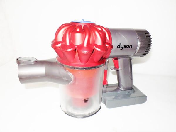 ダイソンDC74を分解掃除する