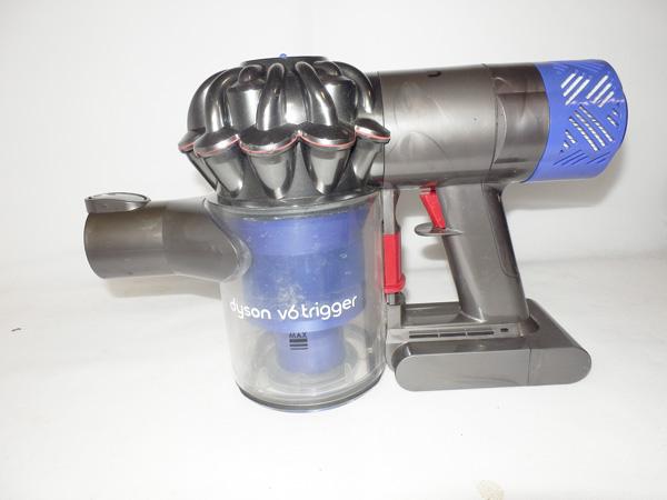 ダイソンV6分解清掃VS.洗浄