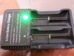 Li-ionバッテリー充電器(1)